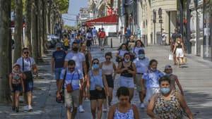 Covid-19: Warum die Regierenden in Wellington und Paris besorgt sind