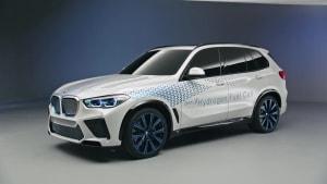 Das Antriebssystem des BMW i Hydrogen NEXT