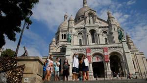 Corona in Europa: Maskenpflicht immer öfter auch im Freien
