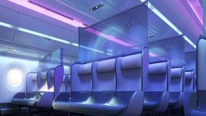 Reisen nach der Pandemie: Sind das die Flugkabinen der Zukunft?