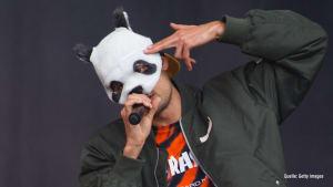 Rapper Cro verwirrt Fans via Instagram