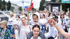 """Lukaschenko: """"Menschen mit krimineller Vergangenheit und Arbeitslose"""""""