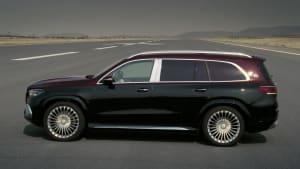 Der Mercedes-Maybach GLS in Kürze