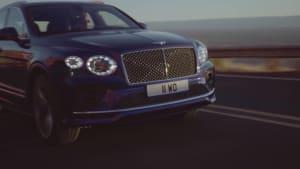 Neuer Bentley Bentayga Speed - Der Ultimative Bentayga Highlights