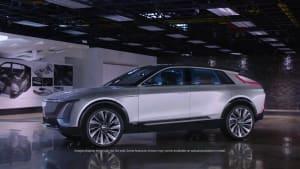Der Cadillac LYRIQ - Das neue Gesicht von Cadillac