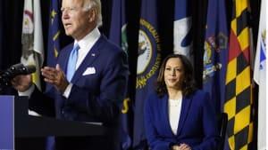 US-Vorwahlkampf: Biden und Harris attackieren Trump