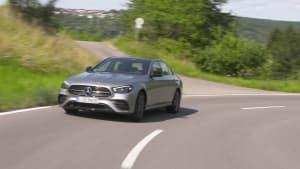 Die Familie der intelligentesten Business-Limousine, seit 2016 - Mercedes-Benz Baureihen 213 und 238