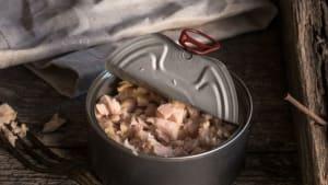 Thunfisch aus der Dose: Das steckt wirklich in der Konserve