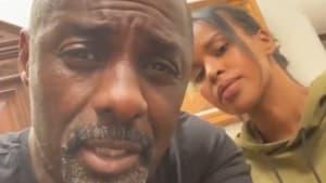 Idris Elba dachte, er stirbt am Coronavirus