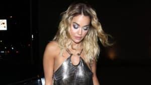 Sexy Side-Boob-Show: Rita Ora gewährt mal wieder tiefe Einblicke