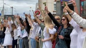 Weißrusslands mutige Frauen