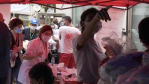 Hilfslieferungen für Beirut: Frankreich schickt Nahrungsmittel