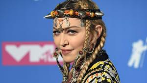 Madonna schreibt ein Drehbuch über ihren Aufstieg zum Ruhm