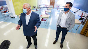 This Is What Classrooms Look Like In A Pandemic