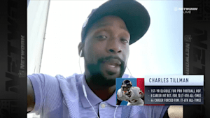 Charles Tillman shares his thoughts on being nominated in HOF 2021 class