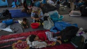 Eine Woche nach Bränden in Moria: Immer noch 11.000 Menschen obdachlos