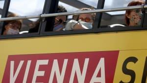 Deutsche Reisewarnung für Wien, Budapest, Nord- und Südholland
