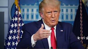 Trump: Covid-19-Impfstoff wird im Oktober ausgegeben