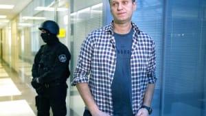 Nawalny offenbar schon in seinem Hotel in Russland vergiftet