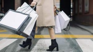 Wer öfter mal shoppen geht, beeinflusst damit seine Gesundheit