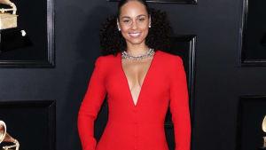 Alicia Keys dachte, sie müsste sich anpassen