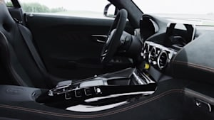 Der neue Mercedes-AMG GT Black Series - Interieur