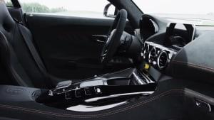 Der neue Mercedes-AMG GT Black Series - Interieur