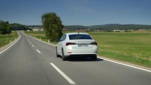 Mild- und Plug-in-Hybrid und Erdgas - neue Antriebsvarianten für den ŠKODA OCTAVIA