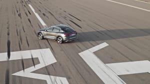 Der Audi e-tron S Sportback - das Fahrwerk der elektrisch angetriebenen S-Modelle