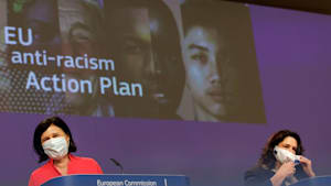 Brüssel will gemeinsamen Kampf gegen den Rassismus