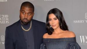 Kim Kardashian West will für Kanye da sein
