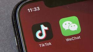 US-Regierung schiebt Tiktok und WeChat den Riegel vor