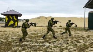 UN-Menschenrechtsrat: Belarus weist Gewaltvorwürfe zurück - Manöver an Grenze zu Polen