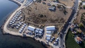 Lesbos: Arbeit für ein Ende des Ausnahmezustands