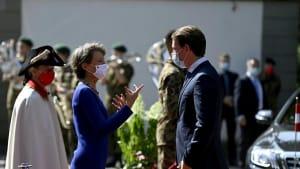Sommaruga empfängt Kurz: Alpenländer wollen Grenze offen halten