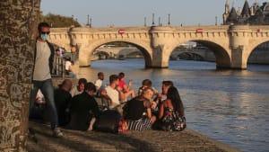 Coronavirus: neue Rekordzahlen in Frankreich, Spanien und UK