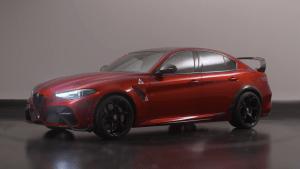 Alfa Romeo Giulia GTA - eine Legende kehrt zurück