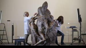 Michelangelos Pieta in Florenz wird wieder restauriert
