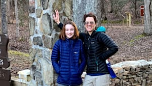 This mother-daughter duo successfully hiked the Appalachian trail during the pandemic