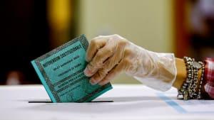Volksbefragung: Italien für schlankeres Parlament