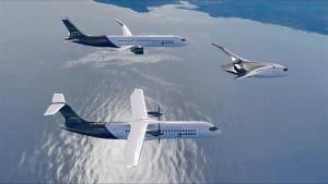 Airbus First! Wasserstoff-Passagierjet bis 2035