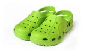 Ärzte warnen: Crocs können gesundheitsschädlich sein