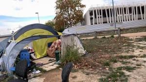 Städtischer Neubau geht vor: Migranten müssen stündlich mit Räumung rechnen