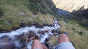 Sail over the Austrian alps in heartracing video