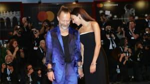 Radiohead-Sänger Thom Yorke hat seine Freundin geheiratet