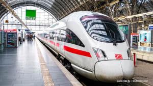 Deutsche Bahn: Kostenloses WLAN jetzt an über 100 Bahnhöfen!