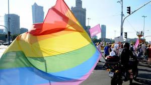 Schutz von LGBT-Rechten in Europa - aber nicht in Polen