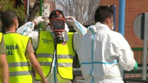 Corona-Hotspot Madrid: Militär soll helfen
