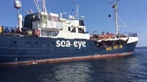 """""""Alan Kurdi"""": Sicherer Hafen für 125 Menschen auf Sardinien"""