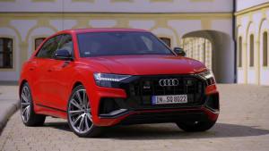 Der Audi SQ8 - das Exterieurdesign